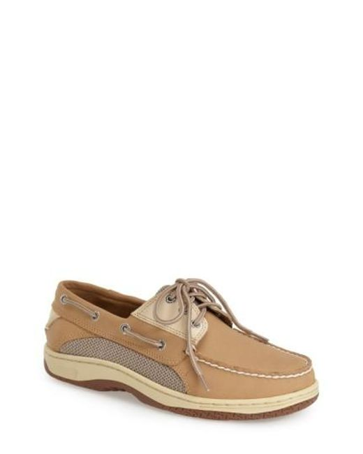 Sperry Top-Sider   Brown 'billfish' Boat Shoe for Men   Lyst
