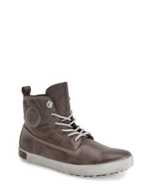 Blackstone | Gray 'Jm04' Sneaker for Men | Lyst