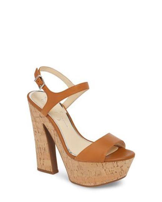 Divella Platform Sandals Lahy1