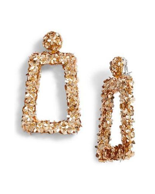 Sachin & Babi Fleur Dusk Drop Earrings SgWilXEgD