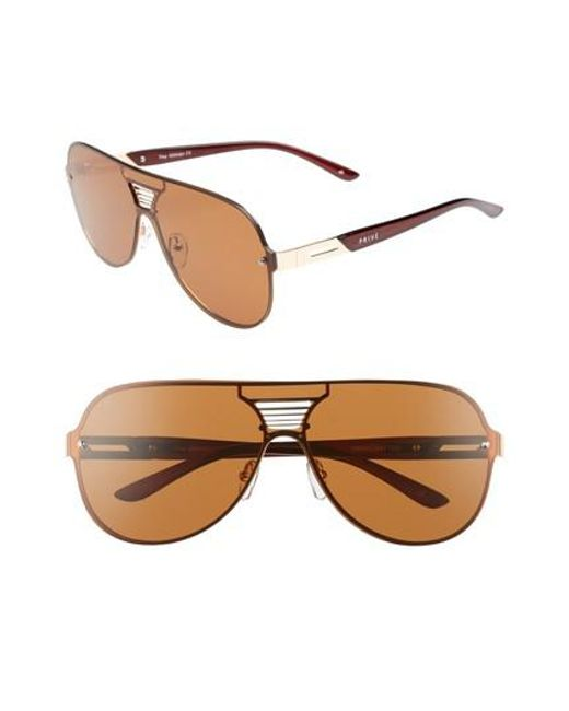 Privé Revaux - The Hitman 63mm Polarized OverBrown - Lyst