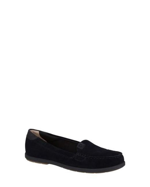 Sperry Top-Sider | Black Coil Mia Loafer | Lyst