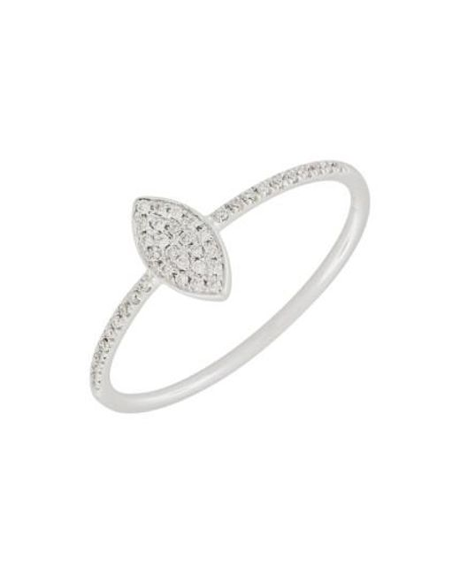 Bony Levy | Metallic Diamond Marquise Ring (nordstrom Exclusive) | Lyst