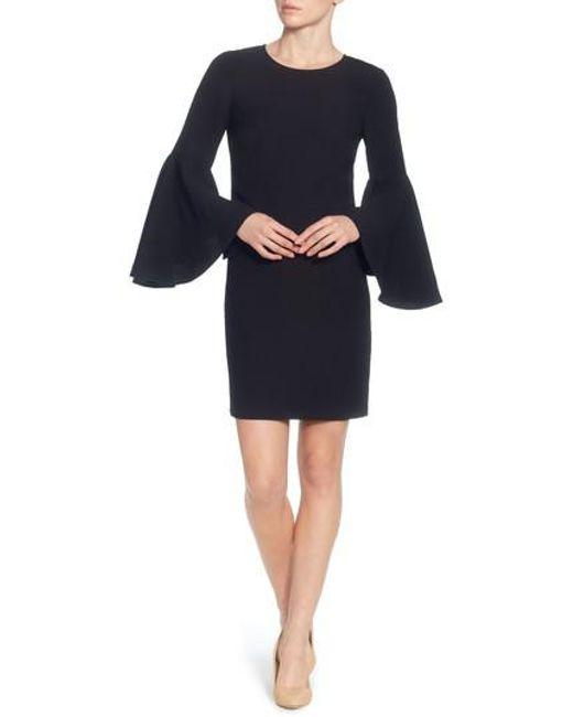 Catherine Malandrino - Black Claudette Shift Dress - Lyst
