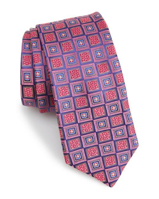 Ted Baker - Multicolor Medallion Silk Tie for Men - Lyst