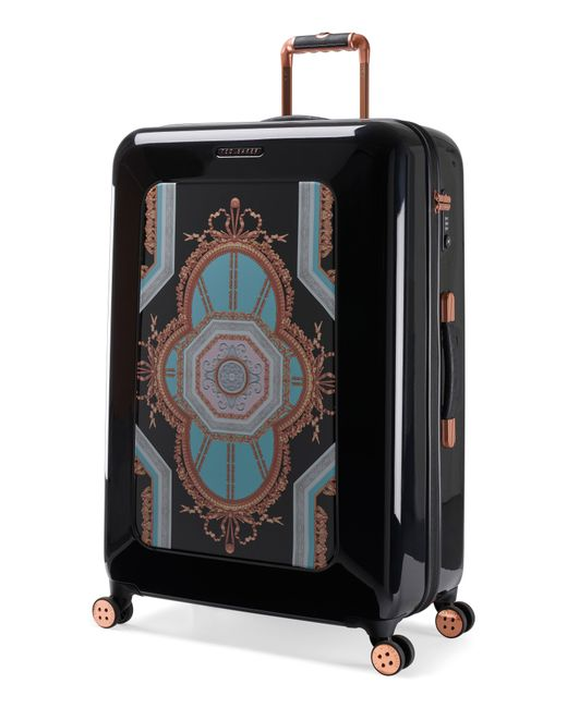 Ted Baker - Black Large Versailles 32-inch Hard Shell Spinner Suitcase - Lyst