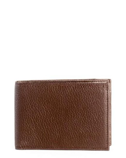 Boconi | Brown Garth Leather Bifold Wallet for Men | Lyst