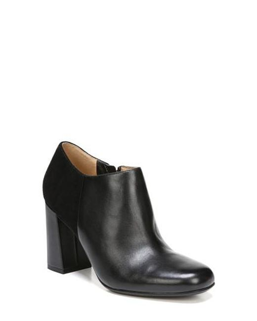 Naturalizer | Black Rae Bootie | Lyst