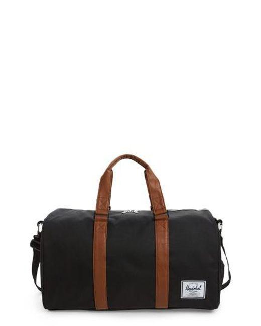 Herschel Supply Co Multicolor Novel Duffel Bag For Men Lyst