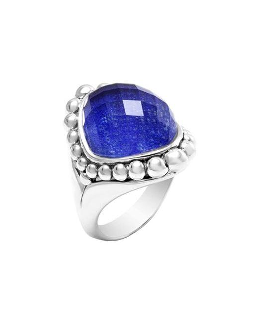 Lagos | Blue Maya Stone Ring | Lyst
