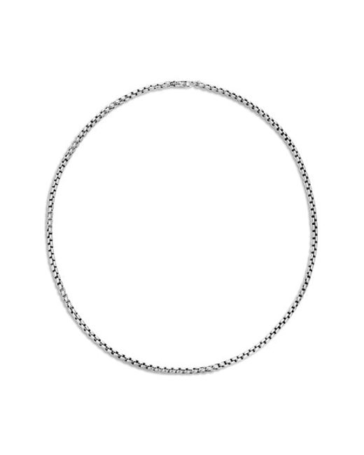John Hardy | Metallic 'legends' Box Chain Necklace | Lyst