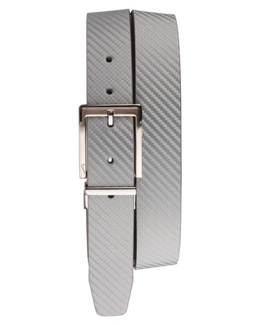 Nike | Gray Reversible Belt for Men | Lyst
