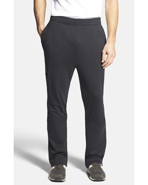 Bobby Jones | Black 'leaderboard' Sweatpants for Men | Lyst