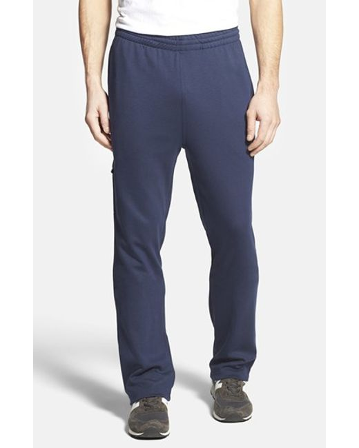 Bobby Jones | Blue 'leaderboard' Sweatpants for Men | Lyst