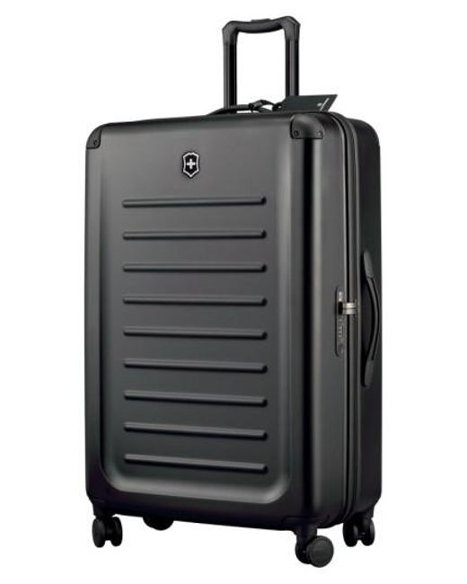 Victorinox | Black Victorinox Swiss Army 'spectra 2.0' Hard Sided Rolling Travel Suitcase for Men | Lyst