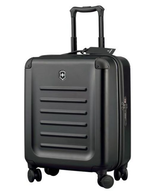 Victorinox | Black Victorinox Swiss Army 'spectra 2.0' Extra Capacity Hard Sided Rolling Carry-on for Men | Lyst