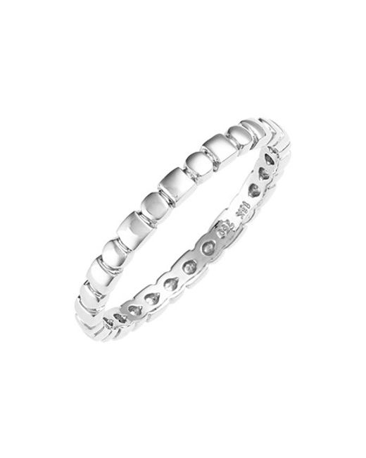 Bony Levy | White 14kt Beaded Ring (nordstrom Exclusive) | Lyst