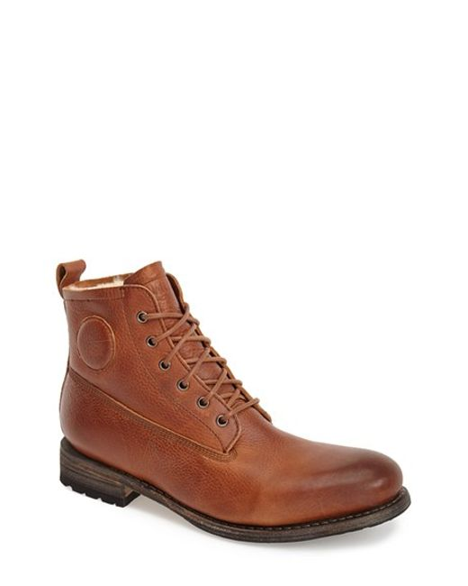 Blackstone   Brown 'gull' Plain Toe Boot for Men   Lyst