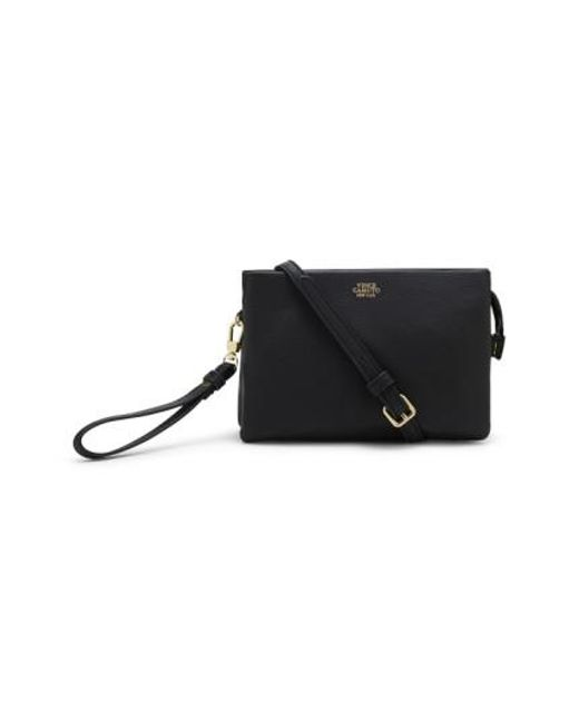 Vince Camuto   Black 'cami' Leather Crossbody Bag   Lyst