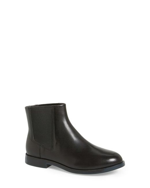 Camper | Black 'bowie' Chelsea Boot | Lyst