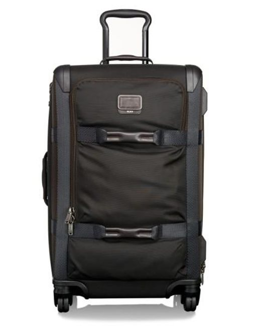 Tumi | Brown 'alpha Bravo - Henderson' Wheeled Short Trip Packing Case for Men | Lyst