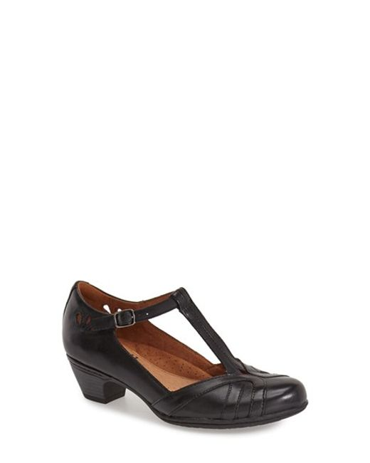 Cobb Hill | Black 'angelina' Pump | Lyst