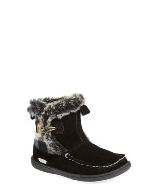 Woolrich   Black 'pine Creek' Boot   Lyst