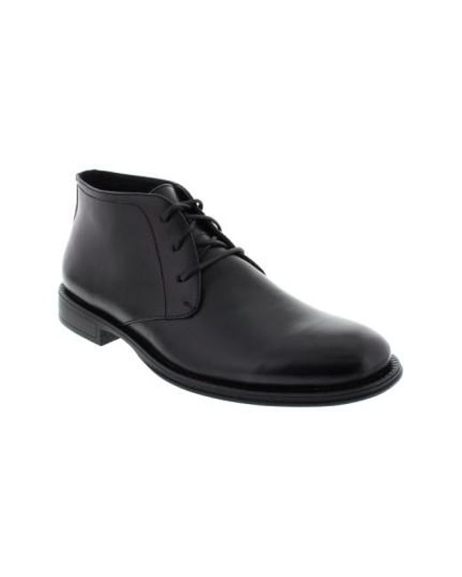 Deer Stags | Black 'mean' Leather Chukka Boot for Men | Lyst