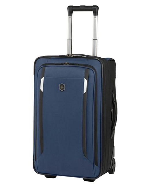 Victorinox | Blue Victorinox Swiss Army 'wt 5.0' Wheeled Carry-on for Men | Lyst