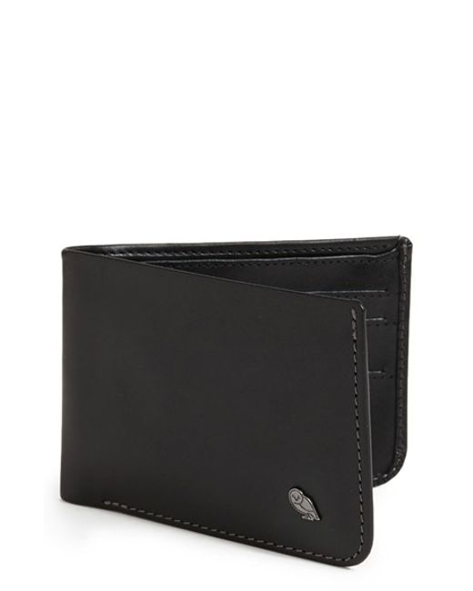 Bellroy | Black 'hide And Seek' Wallet for Men | Lyst