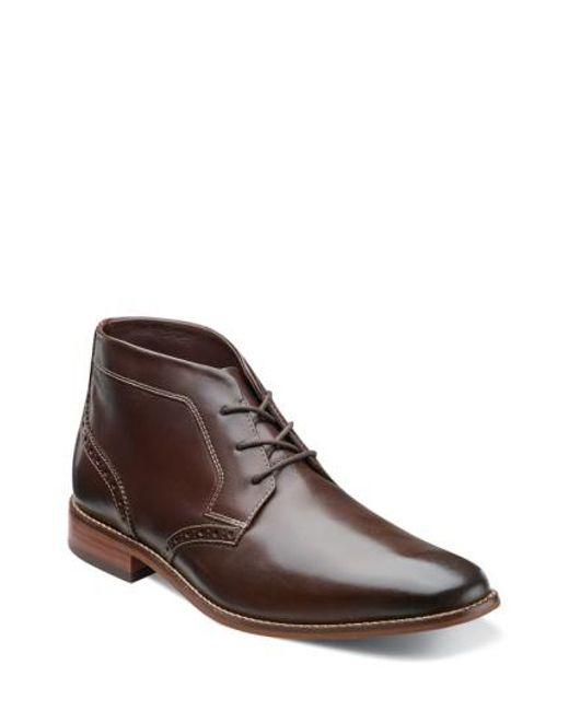 Florsheim | Brown 'castellano' Chukka Boot for Men | Lyst