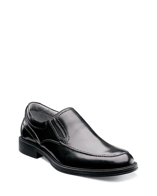Florsheim | Black 'mogul' Venetian Loafer for Men | Lyst
