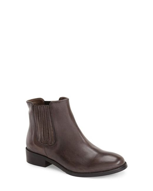 Bella Vita | Brown 'liv' Chelsea Boot | Lyst