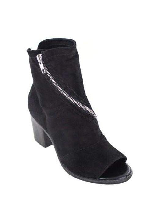 Summit | Black Fantasia Open Toe Boots | Lyst