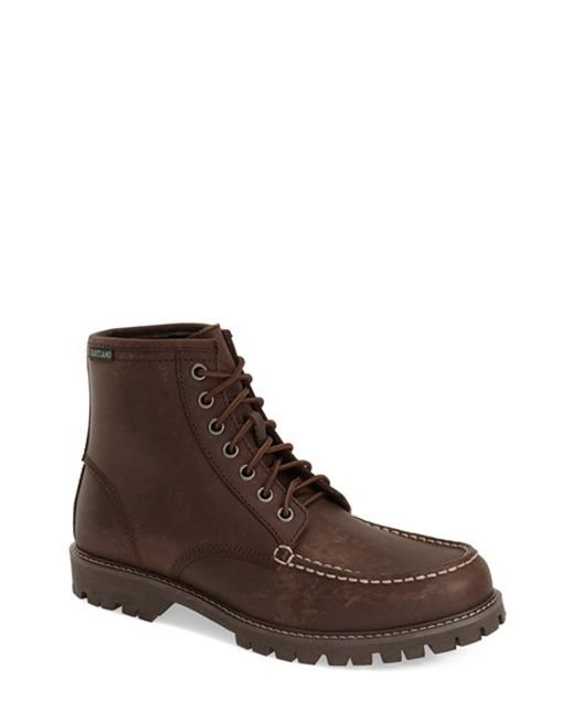 Eastland | Brown 'lucas' Boot for Men | Lyst