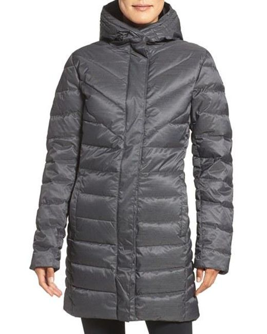 Helly Hansen | Black 'saga' Down Water Repellent Parka | Lyst