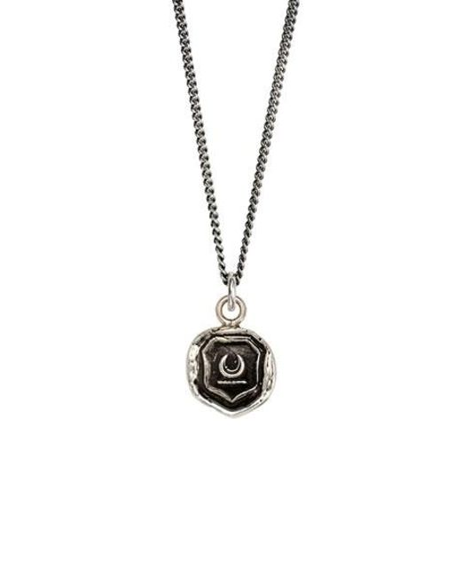 Pyrrha | Metallic New Beginnings Talisman Necklace | Lyst