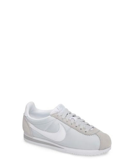 Nike | White 'classic Cortez' Sneaker for Men | Lyst
