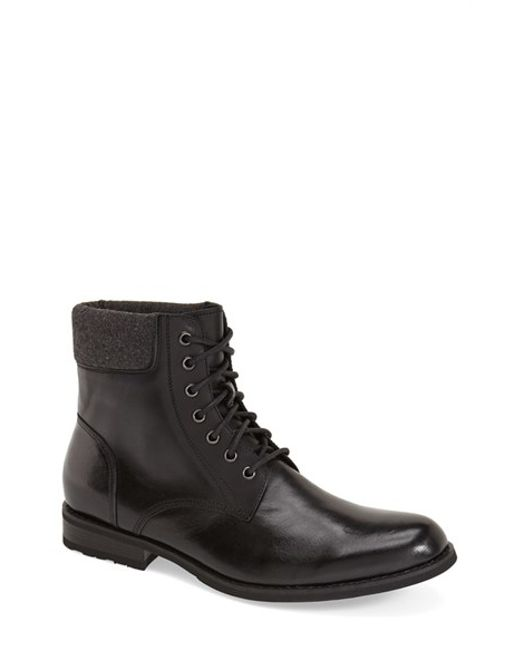 Joe's Jeans | Black 'blake' Plain Toe Boot for Men | Lyst
