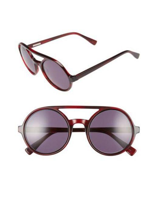 Derek Lam | Multicolor 'morton' 52mm Sunglasses | Lyst