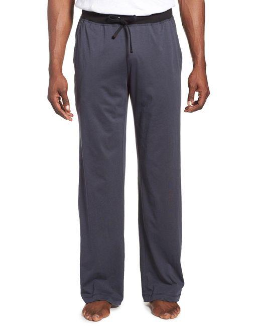 Daniel Buchler - Gray Peruvian Pima Cotton Lounge Pants for Men - Lyst