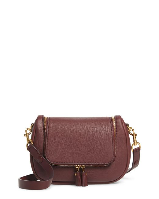 Anya Hindmarch - Multicolor Small Vere Leather Crossbody Satchel - - Lyst