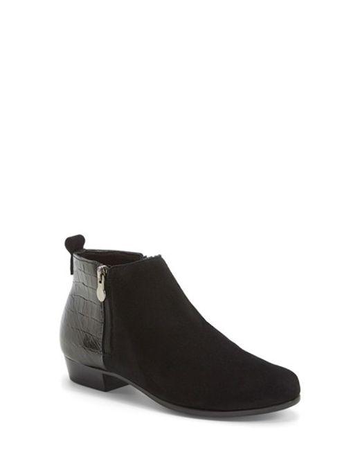 Munro | Black 'lexi' Boot | Lyst