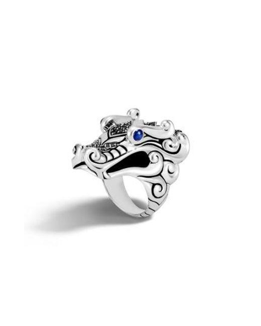 John Hardy - Metallic Legends Naga Ring - Lyst