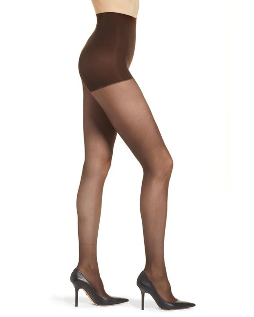 DKNY - Multicolor Light Opaque Control Top Tights - Lyst