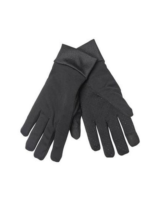 Helly hansen Touch Liner Gloves in Black for Men | Lyst