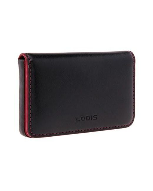 Lodis | Black Mini Card Case | Lyst
