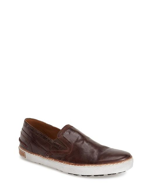 Blackstone | Brown Scm 003 Slip-On Sneakers for Men | Lyst