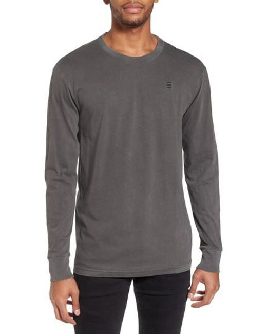 9fbc1a6bde1 Lyst - G-star raw Rc Bonded T-shirt in Black for Men