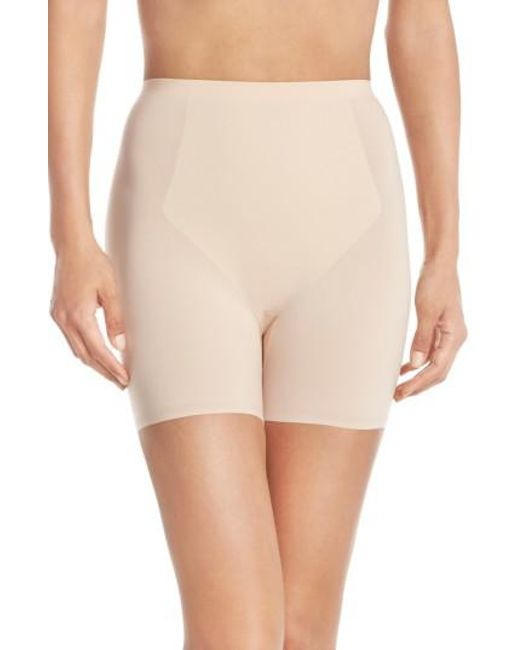 Spanx - Multicolor Spanx Thinstincts Girl Shorts - Lyst